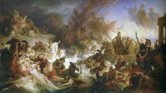 La Batalla de Salamina desembocó en otra famosa contienda: la Batalla de las Termópilas.