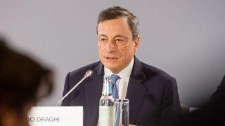 El presidente del BCE, Mario Draghi (Foto: GETTY).