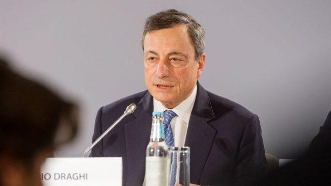 Draghi-tipos de interés-Bruselas-España