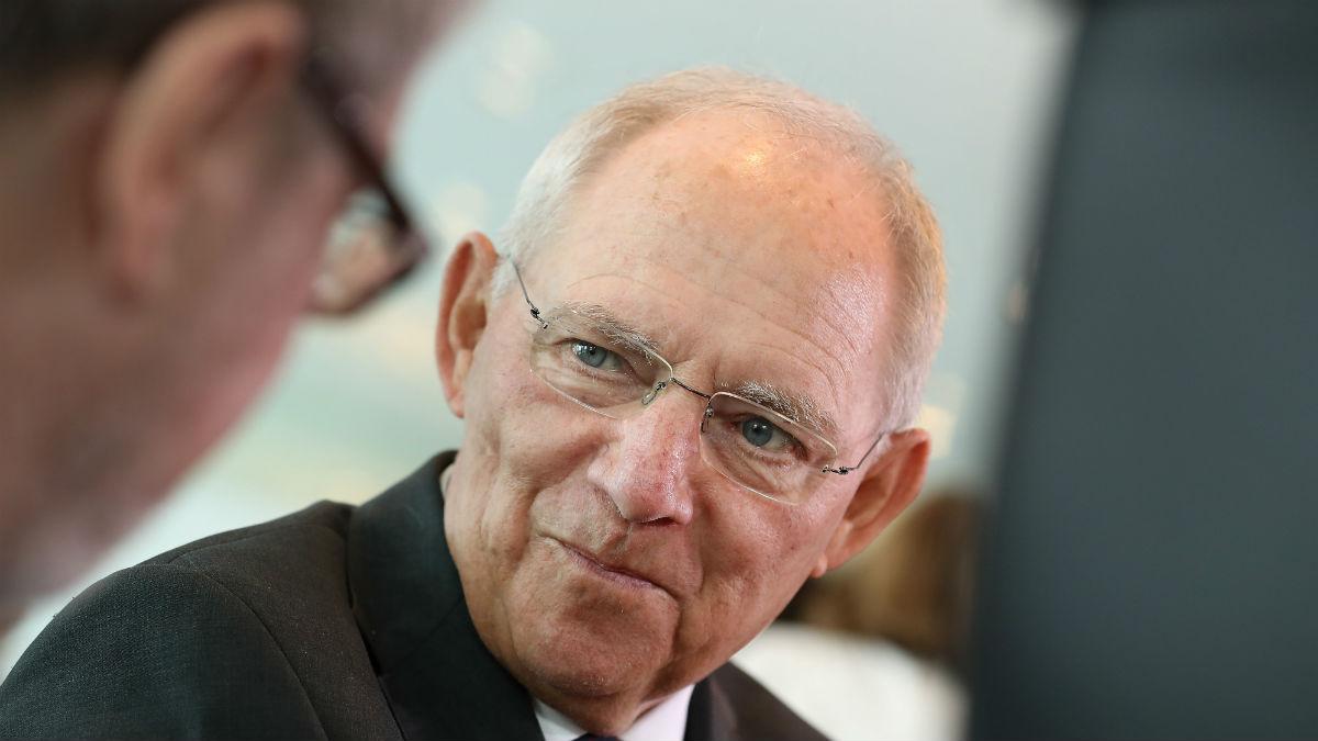 Schäuble abandona el Ministerio de Finanzas para presidir el Parlamento alemán (Foto:Getty)