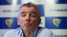 El CEO de Ryanair, Michael O'Leary  (Foto:Getty)