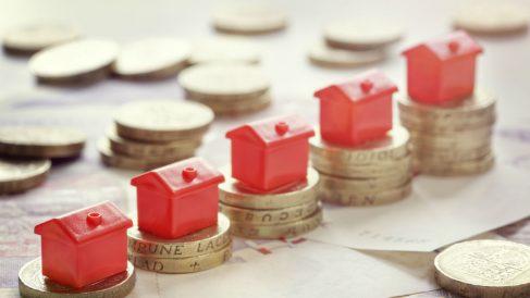 Hipotecas. (Foto:iStock)