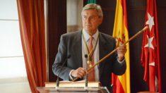 El alcalde de Villaviciosa de Odón, José Jover.