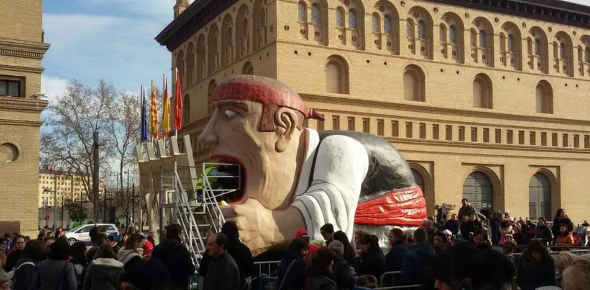Programa de las Fiestas del Pilar 15 de octubre 2017