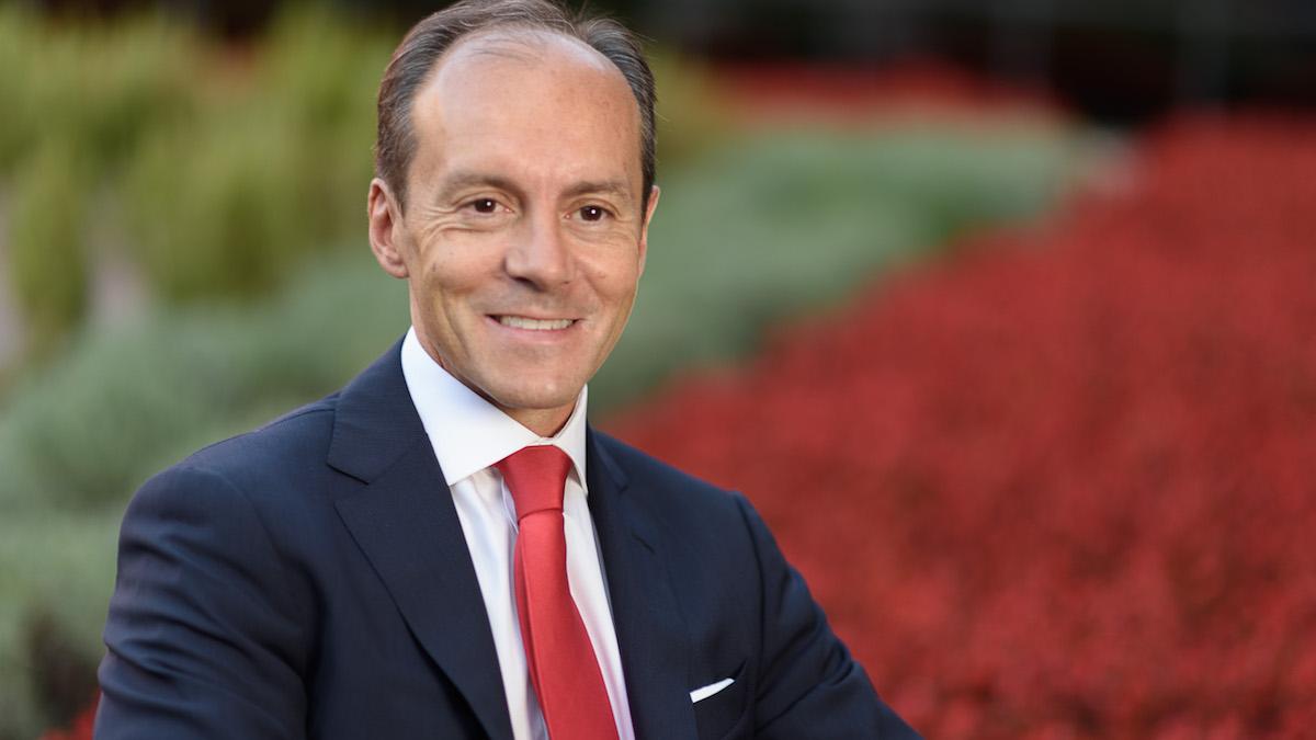 El CEO de Santander España Rami Aboukhair.