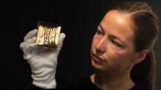 Objetos de la colección personal de Audrey Hepburn subastados por Christie's. (Foto: AFP)