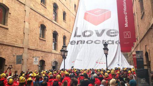 (Foto: Bomberos de Barcelona)