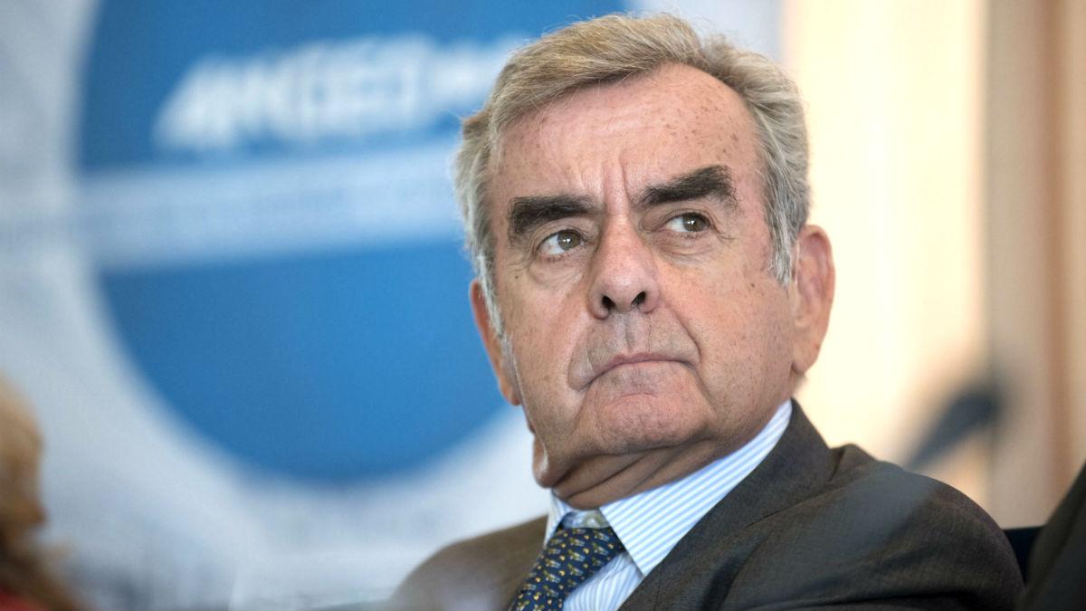 El presidente de ANGED, Alfonso Merry del Val.