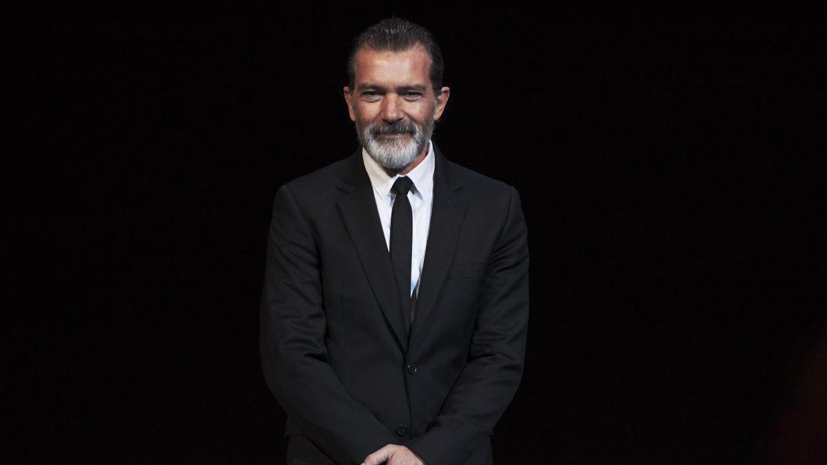 Antonio Banderas en el Festival de Cine de Málaga (Foto. Getty)