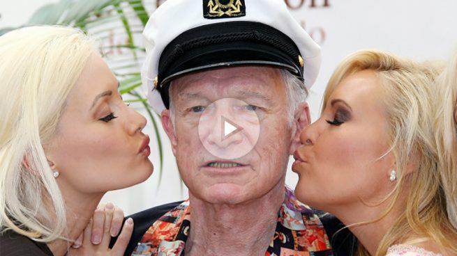 Muere Hugh Hefner, fundador de la revista 'Playboy'