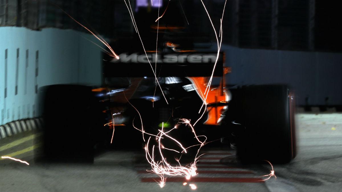 En McLaren piensan que la llegada de Renault les permitirá ser terceros en 2018 y pelear por lograr alguna victoria parcial. (Getty)