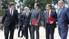 Reunión de la Junta de Seguridad de Cataluña (Foto: EFE)
