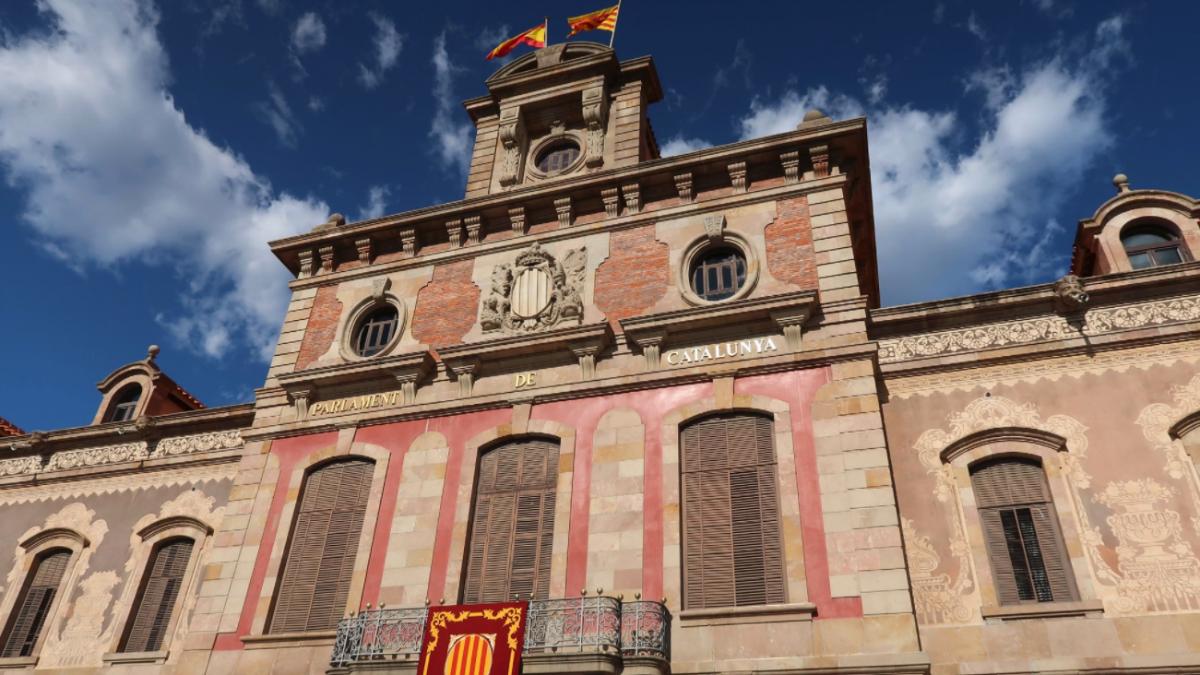 Parlament de Cataluña (Foto: Parlament)