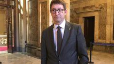 El consejero de Justicia de la Generalitat, Carles Mundó.