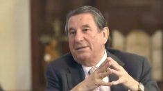 El ex alcalde de La Coruña (PSOE) Francisco Vázquez.