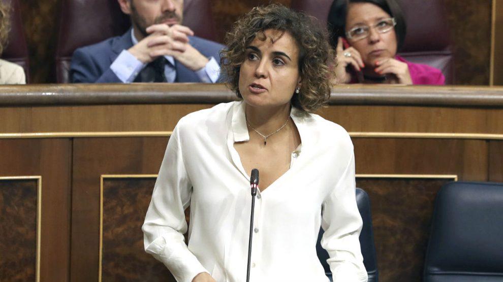La ministra de Sanidad, Dolors Montserrat (Foto: Efe)