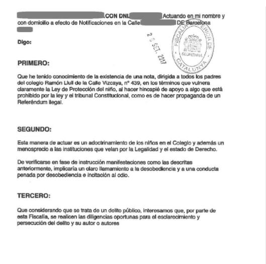 Referéndum Cataluña en directo  Última hora del 1-O 1712949c95b