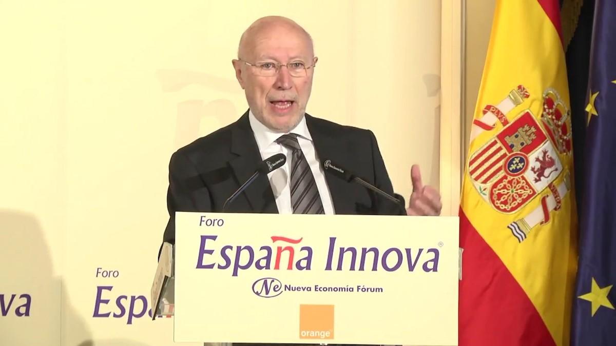 El director general del CDTI, Francisco Marín.