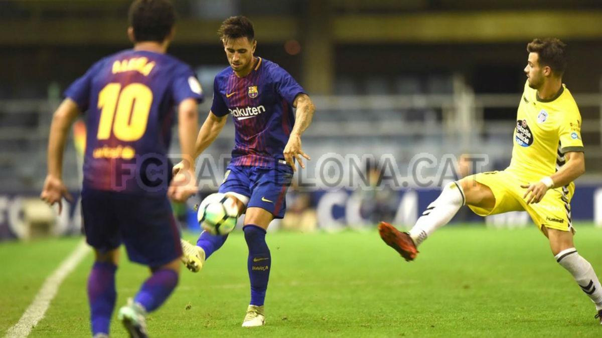 El Barça B suspende su partido en Tarragona. (fcbarcelona.cat)