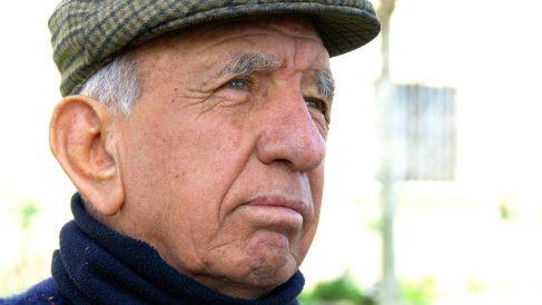 El ganadero Victorino Martín Andrés.