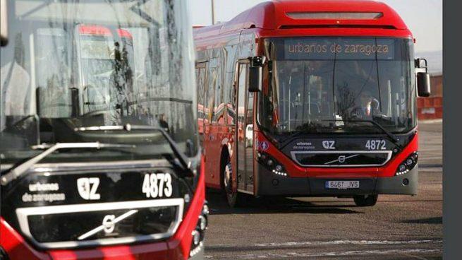 autobuses y tranvías