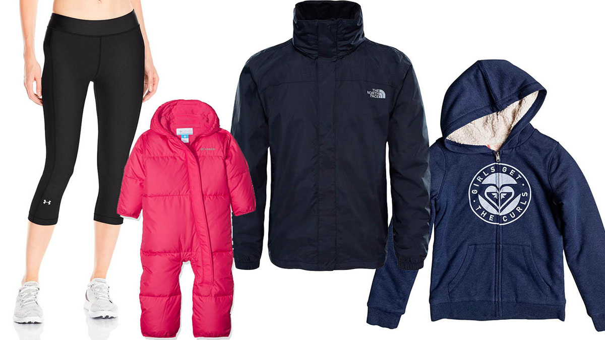 Renueva tu armario al mejor precio con estos chollos en prendas de la nueva colección deportiva otoño-invierno de 2017
