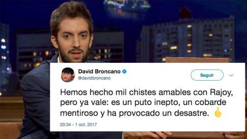 David Broncano.