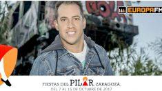 El Langui actuará en la Plaza del Pilar.