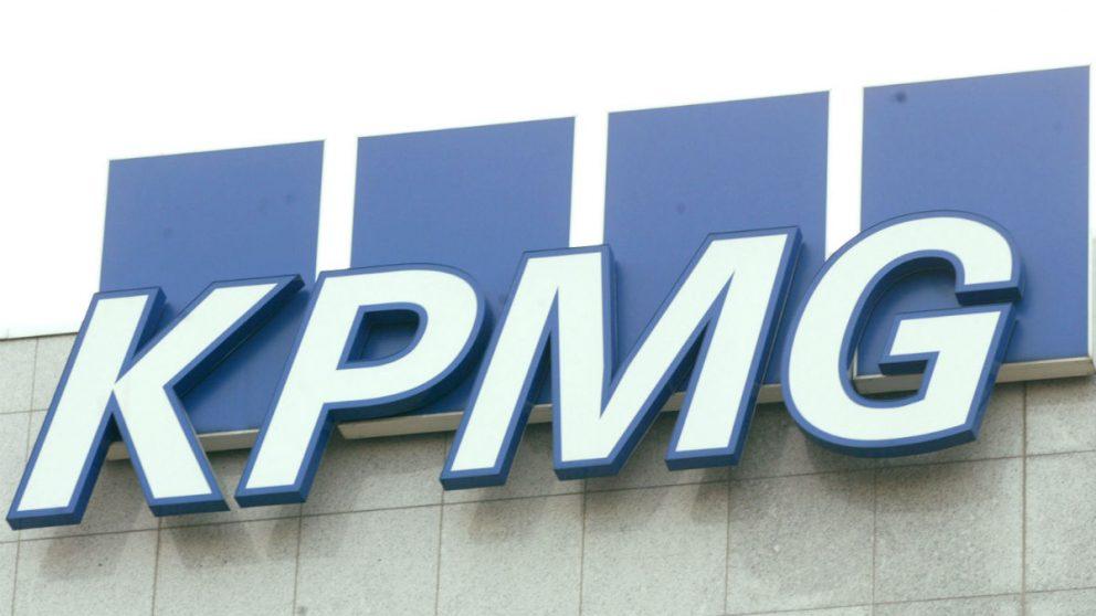 Logo de KPMG (Foto: GETTY).