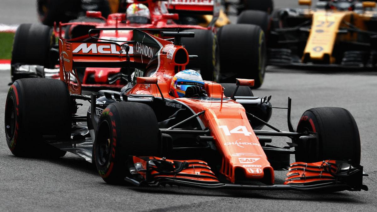En McLaren son conscientes de que una mejora considerable de Honda en 2018 les haría quedar bastante mal. (Getty)