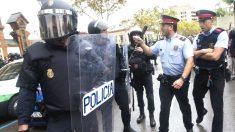 Policía y Mossos
