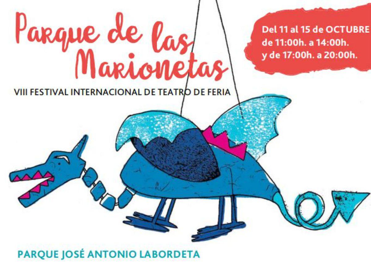 Programa Parque de las Marionetas Fiestas del Pilar 2017