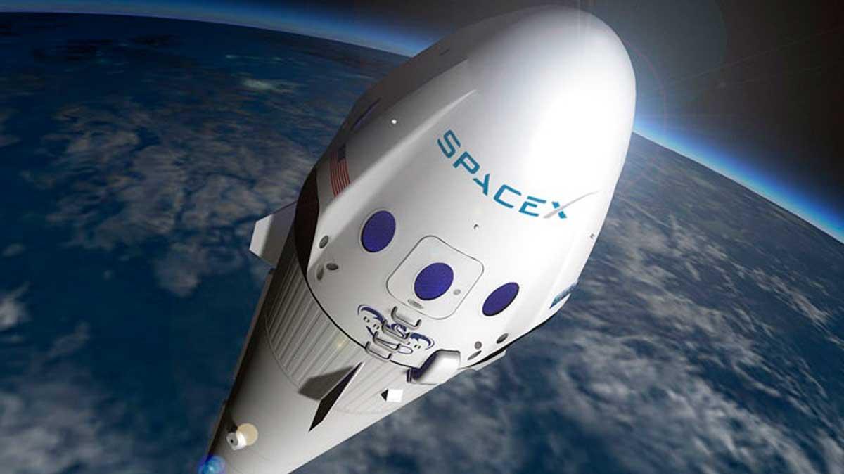 SpaceX nos muestra los primeros detalles del transporte del futuro