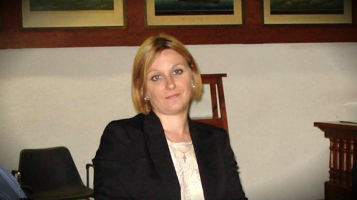 Vanessa Manyik, la concejal del PP en Palamós (Gerona), que ha dejado el partido tras el 1-O.
