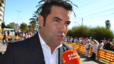 El alcalde socialista de Pineda de Madrid, Xavier Amor.