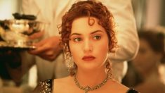 Kate Winslet saltó a la fama gracias a su papel protagonista en la cinta de Jame Cameron, 'Titanic'.
