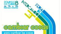 IV Feria de Intercambio de Zaragoza en los Pilares 2017