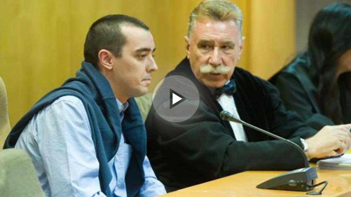 El descuartizador de Majadahonda declara en el juicio.