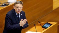 El presidente de la Generalitat valenciana, Ximo Puig. (Foto: EFE)