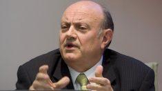 El ex presidente de la CECA, Juan Ramón Quintás, en una imagen de archivo. (Foto: EFE)