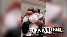 Cientos de catalanes ofrecen su casa a policías y guardias civiles expulsados por los separatistas