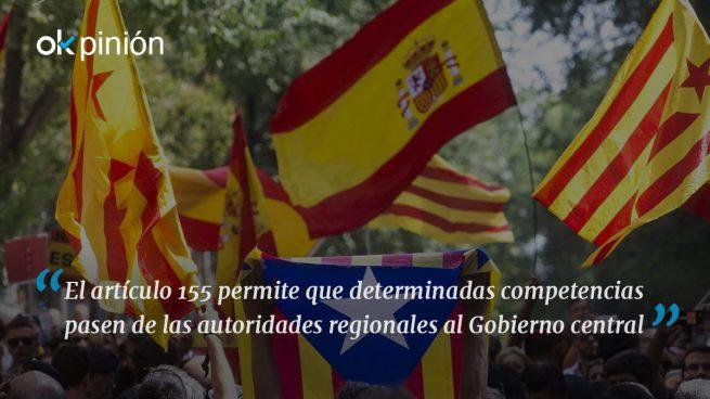 Artículo 155 constitución española