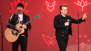 U2. (Foto. AFP)