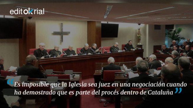 La Iglesia no puede ser juez cuando es parte
