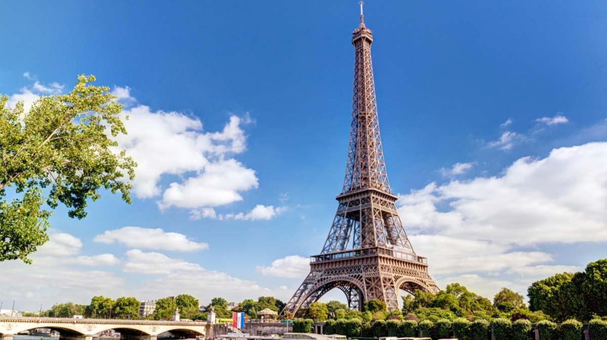 Las curiosidades que no conocíias sobre la Torre Eiffel (1)