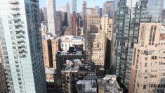 Manhattan, Nueva York. (Foto: AFP)