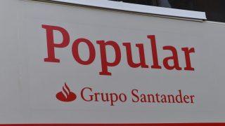Integración de Santander con Banco Popular