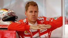 Sebastian Vettel carga contra los coches eléctricos. (Getty)