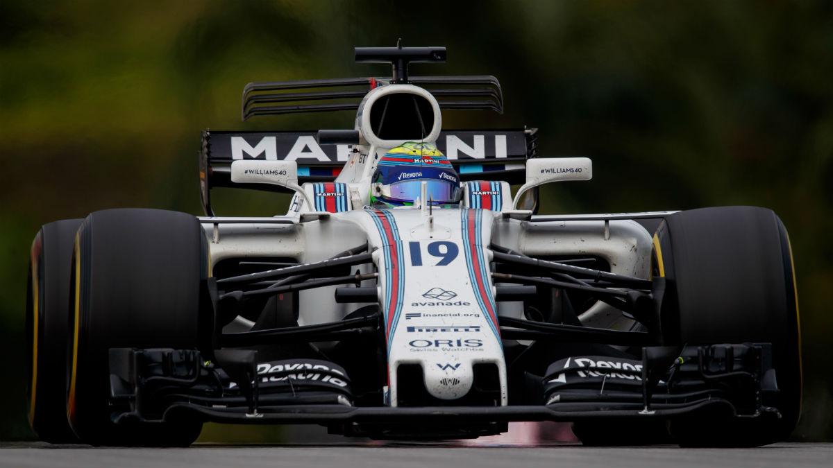 Williams baraja las opciones de Robert Kubica y Paul Di Resta para sustituir a Felipe Massa de cara a la temporada 2018. (Getty)