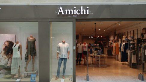 Una de las tiendas de Amichi (Foto. Amichi)